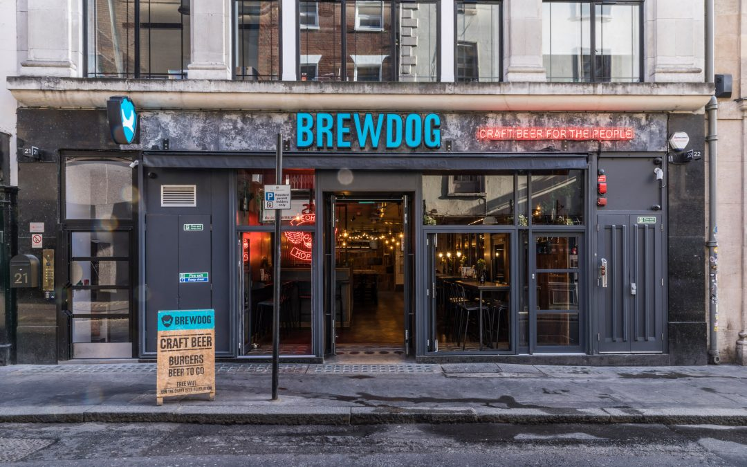 BrewDog updates on progress following 'toxic culture' allegations, appoints consultancy to conduct 'full, unbiased' .
